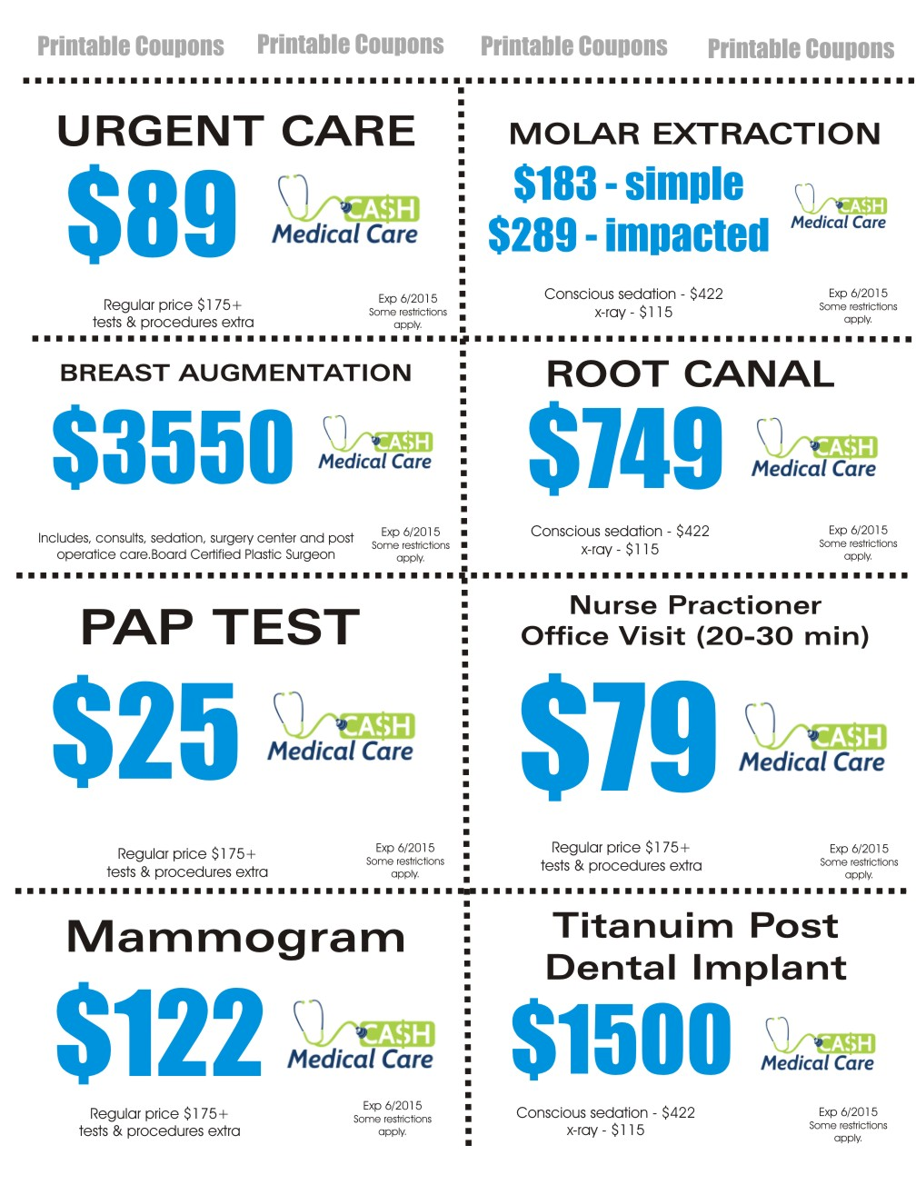 July 2014 Coupons